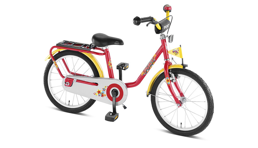 PUKY Z8 - Vélo enfant 18 pouces - rouge